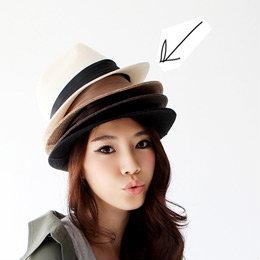 เลือกหมวกอย่างไรให้อินเทรนด์