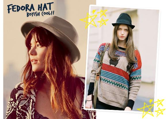วิธีเลือกหมวกให้เหมาะกับสไตล์ตัวเอง