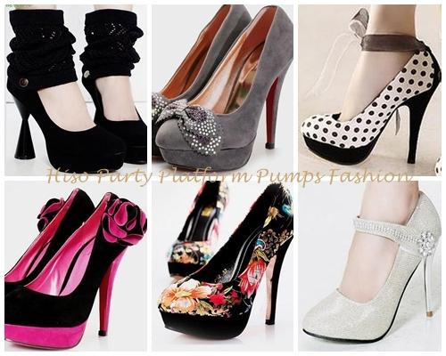 วิธีการเลือกรองเท้าส้นสูง